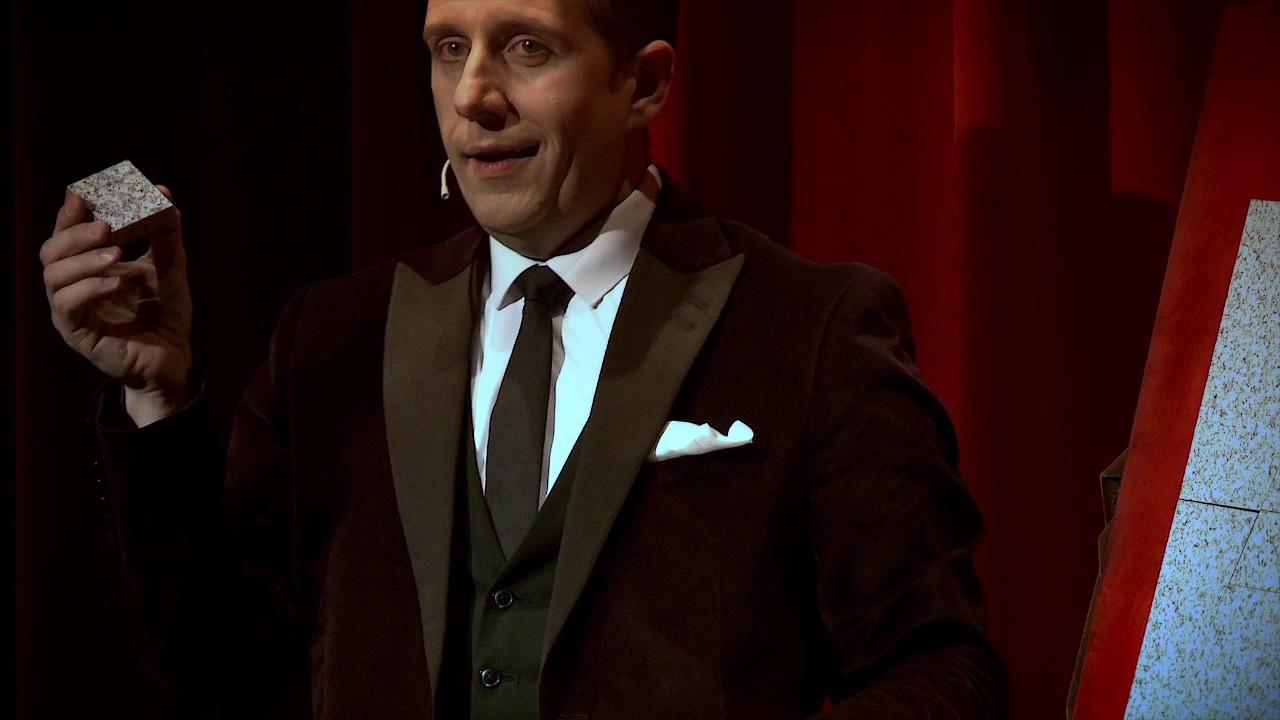 MartinVonBarabü - Puzzle des Lebens MIT TON! - YouTube