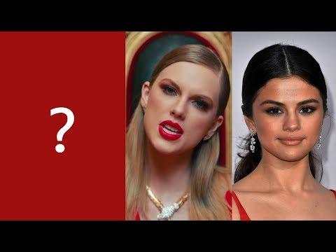 What is the song? Taylor Swift, Selena Gomez #1