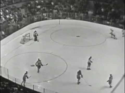 1962 Leafs vs Black Hawks Game 6 pregame