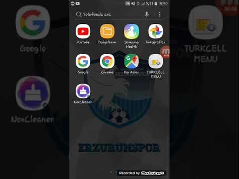 Nox cleaner telefonu temizleme uygulaması
