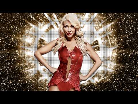 2014: Rosa Mendes 3rd WWE Theme Song - Peligrosa (V2) [ᵀᴱᴼ + ᴴᴰ]