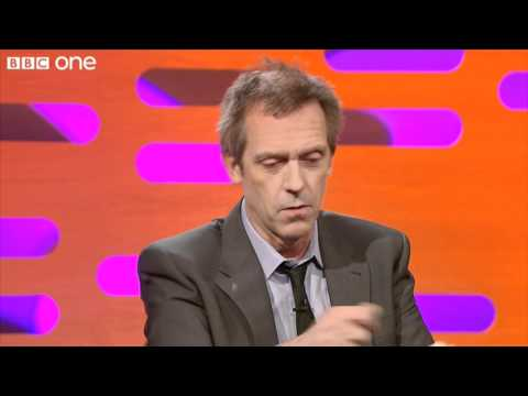 Hugh Laurie Makes an Impression with some European Fans - The Graham Norton Show, preview - BBC One