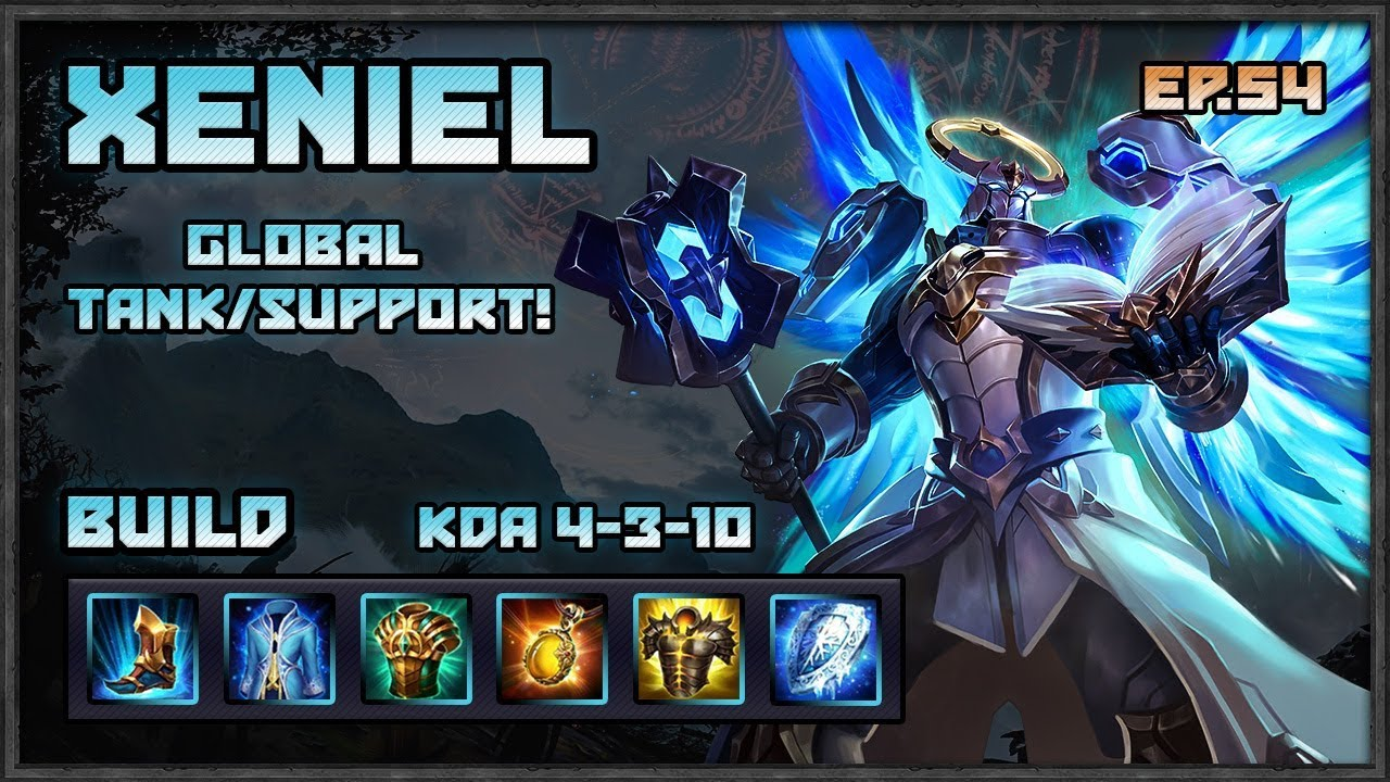 Arena of Valor: Xeniel Gameplay! Top Tier Solo Laner ...