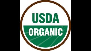 ORGANIC FOOD FRUAD AND USDA TRACKING PLAN