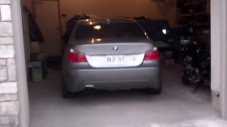 300HP Tuned BMW E60 530xi - (Part 1) Walk around and some revs!