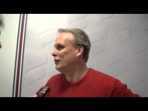 Steve McDonald post game 3/1/16 vs Concord