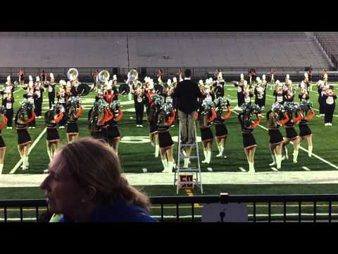 2015 Band Spectacular North Olmsted Marching Band - A