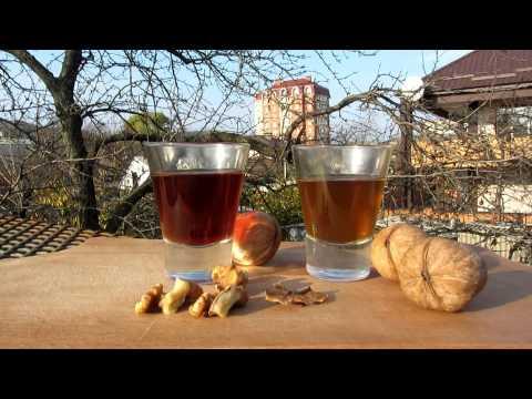 Перегородки грецкого ореха: лечебные свойства и