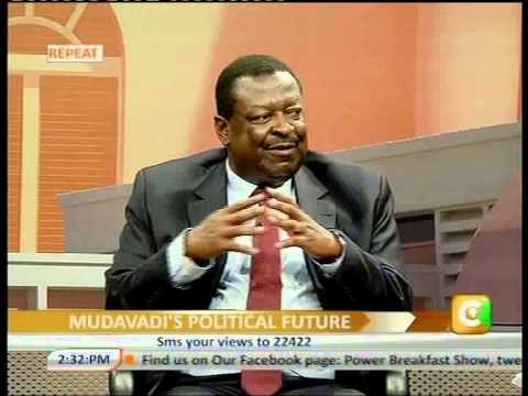 Cheche Interview with Musalia Mudavadi –Party Leader, UDF Part 2