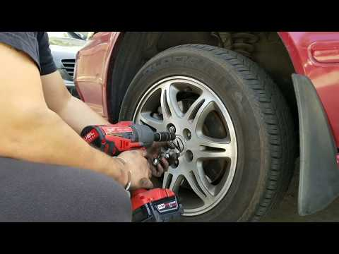 How to remove & replace upper control arm on Acura Tl