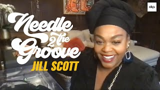 Needle To The Groove: Jill Scott Talks About Her Six Favorite Vinyl Records