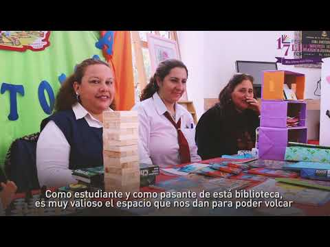 Documental Feria del Libro