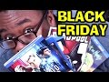BLACK FRIDAY DVD HAUL 2016 - Cartoons, Movies & TV