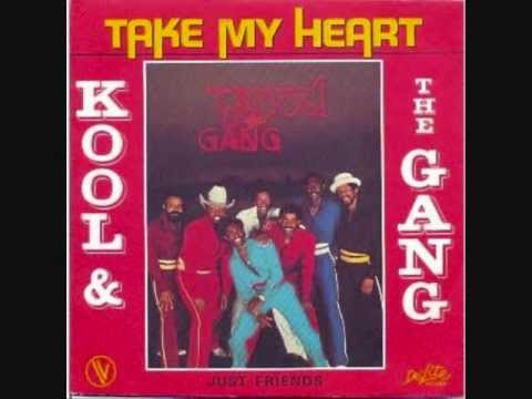 80's Disco music - Kool & The Gang - Take My Heart (You Can Have It If You Want It) 1981