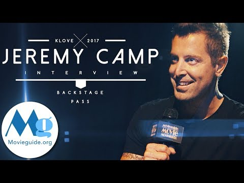 Backstage Pass: JEREMY CAMP at the K-Love Fan Awards