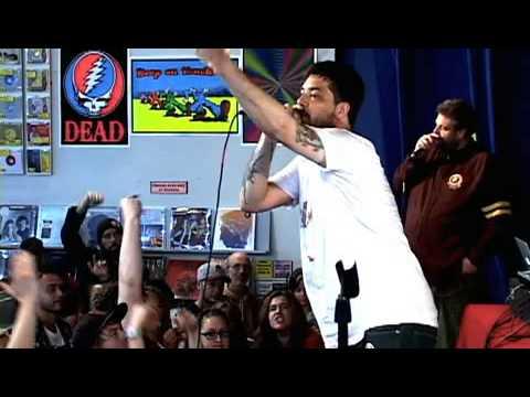Aesop Rock Live At Amoeba (Full Show) [2012]