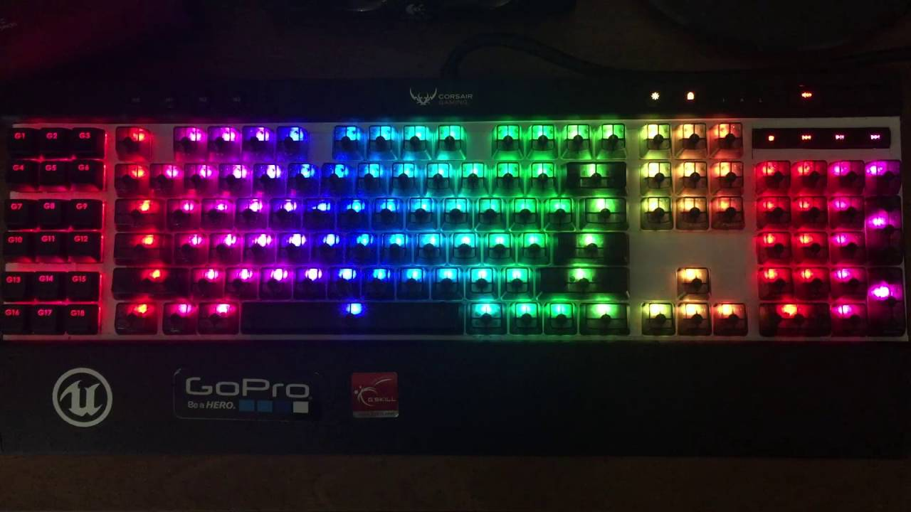 Corsair RGB Profile Request: Slow Mega Rainbow