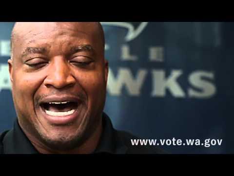 Mack Strong Vote PSA