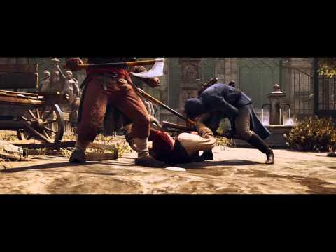 Исторический трейлер Assassin's Creed Единство [XBL] [RU]