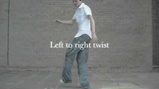 Advanced Melbourne Shuffle Dance Tricks Tutorial 1