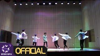 동탄중앙고등학교 댄스부 〈방탄소년단 - 봄날〉 @2017 1학기 게릴라