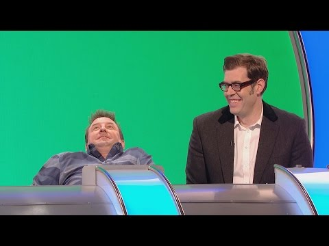 Did Richard Osman have a jacuzzi party with three Eggheads? - Would I Lie to You? Series 9  - BBC