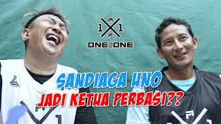 Sandiaga Uno jadi Ketua Perbasi ?