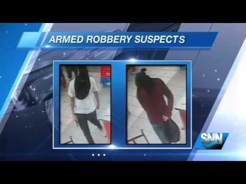 SNN: North Port Police Seek Armed Robbery Suspects