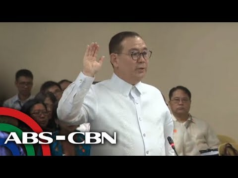 The World Tonight: DFA chief Locsin hurdles Commission on Appointments
