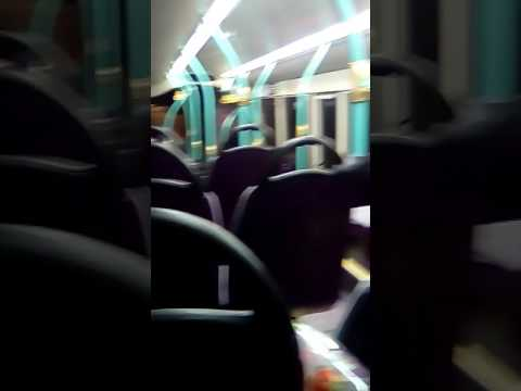 On bus