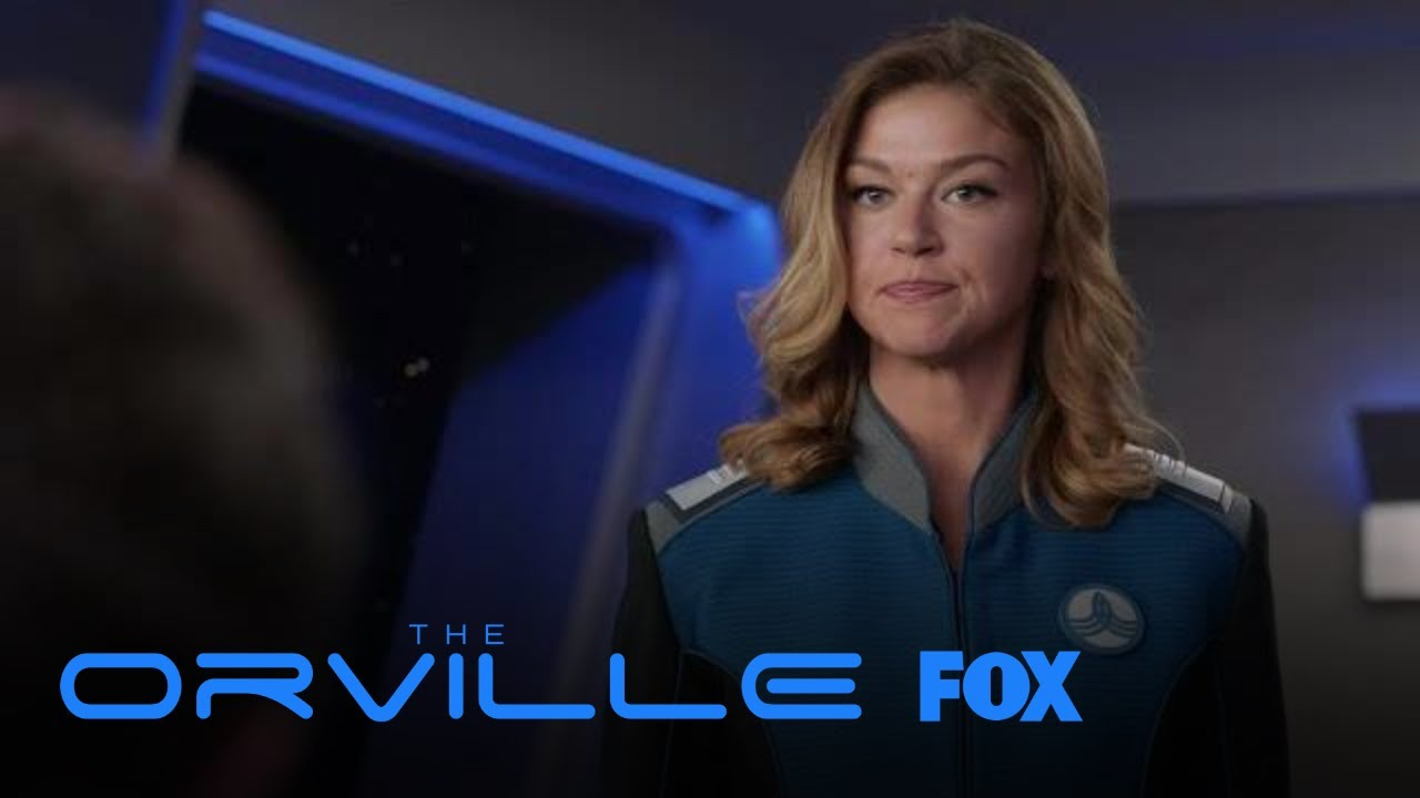 Download Kelly Accuses Ed Of Having Clouded Judgement | Season 1 Ep. 5 | THE ORVILLE