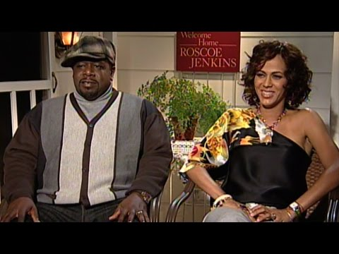 Welcome Home Roscoe Jenkins Interview Youtube