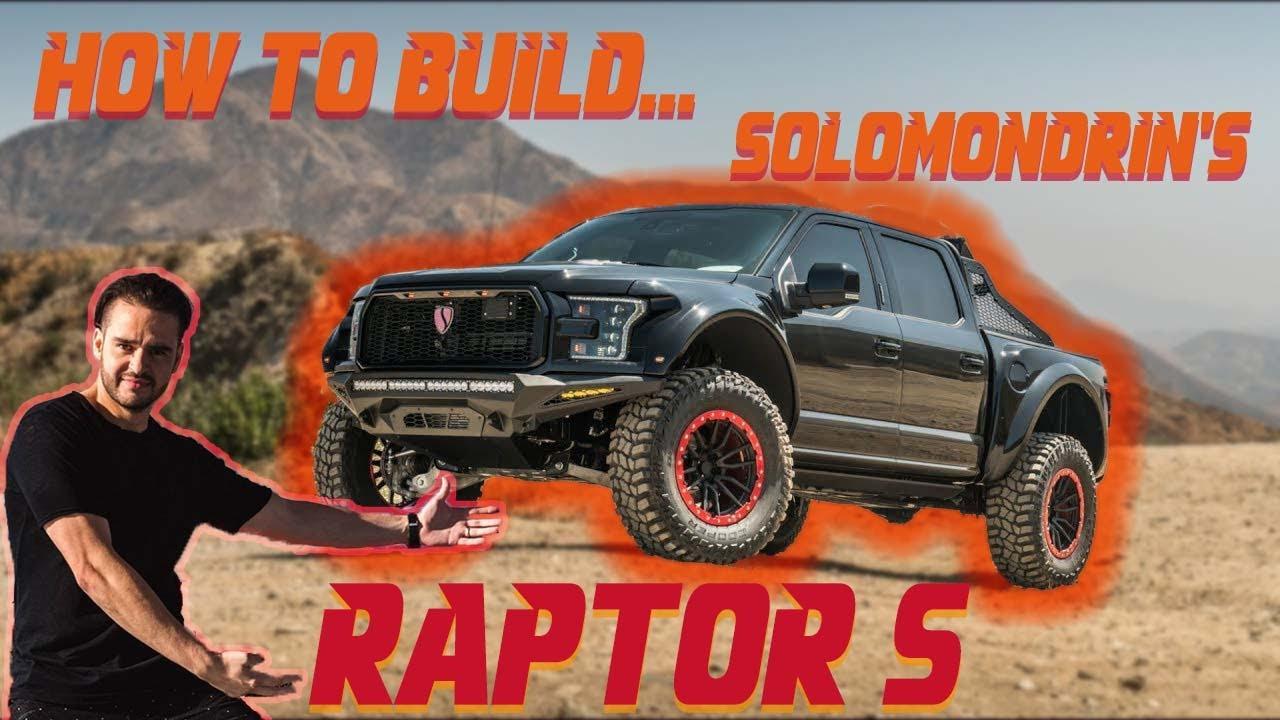how to build salomondrin 39 s raptor s good luck youtube. Black Bedroom Furniture Sets. Home Design Ideas