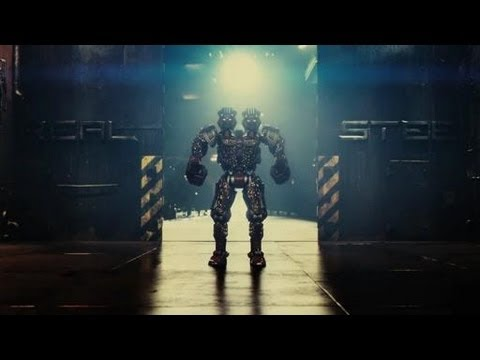 Real Steel DVD & Blu Ray Features