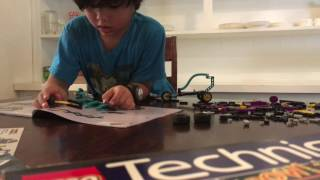 Gambar cover JamesTube - Lego Technics Cyber Slam Unboxing and Build