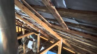 Стык трубы с крышей(, 2015-01-31T12:26:26.000Z)
