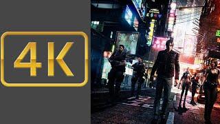 Resident Evil 6 Gameplay 4K 60 FPS - Part 1 - MY CITY NEEDS ME