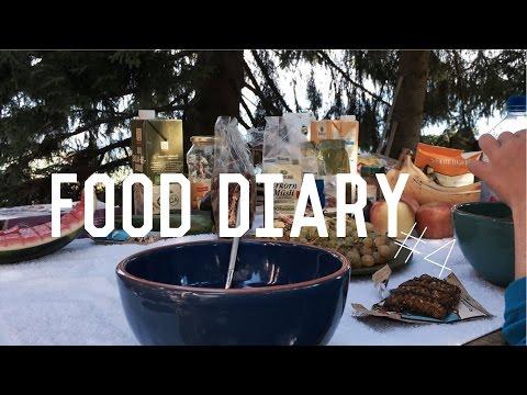 FOOD DIARY #4 | Vegan in Österreich