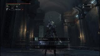 Bloodborne - Laurence, the First Vicar
