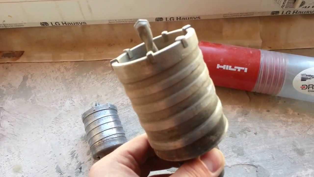 Диаметр: 103 мм ✓ коронка по бетону lux 103 мм ➜ оснастка для сверления купить в интернет-магазине оби.