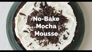 No-Bake Mocha Mousse Recipe | Yummy Ph