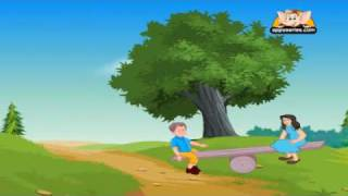 Classic Rhymes from Appu Series - Nursery Rhyme - See Saw Margery Daw