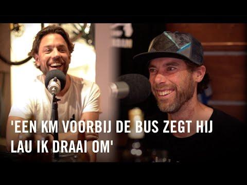 Thomas Draait Zich Een Km Van De Meet Gewoon Lekker Om.