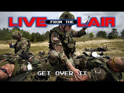 Get Over It | Live From The Lair