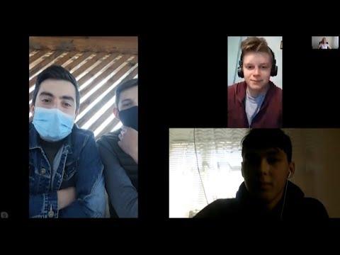 Молоді хлопці із села Кошляки знімають кліпи та серіали під час карантину