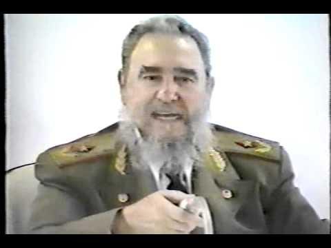 12- 1989 julio, Causa 1, Palabras de Fidel Castro