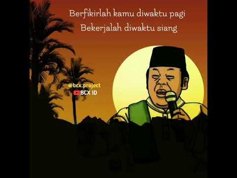 Story WA Animasi Zainuddin MZ