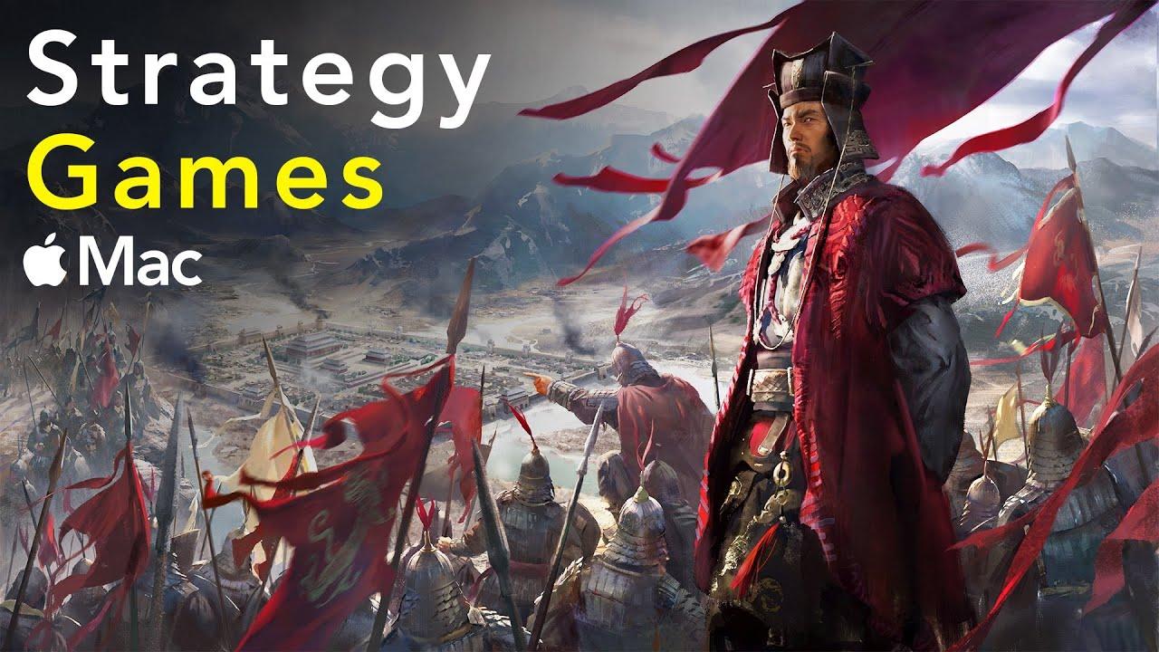 best mac strategy games steam