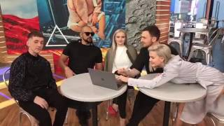 Anne Marie Live With Sean Paul Clean Bandit 03 03 17