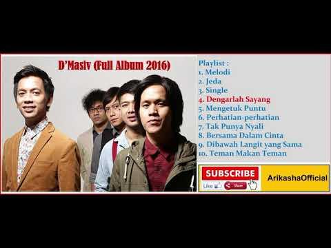 Album D'Masiv (Full Album 2016)